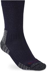 Bridgedale Hike Lightweight Men's Boot Sock Navy Grey