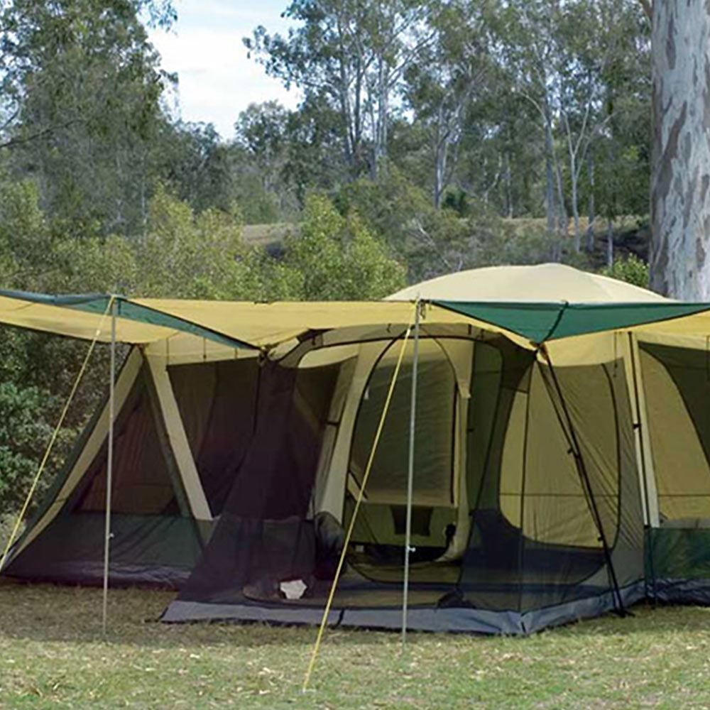 Outdoor Connection Galaxy Plus Family Dome Tent