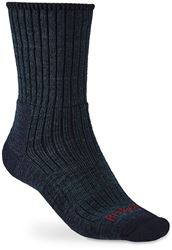 Bridgedale Hike Comfort Midweight Men's Boot Sock Small Navy - Small