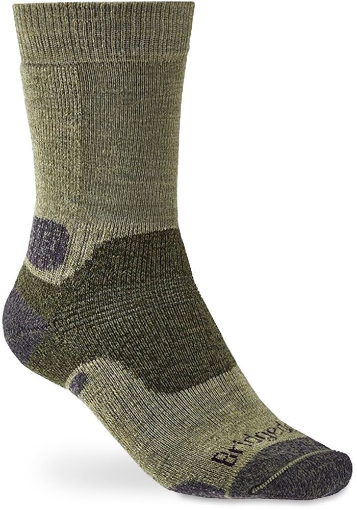 Bridgedale Hike Midweight Men's Boot Sock Green