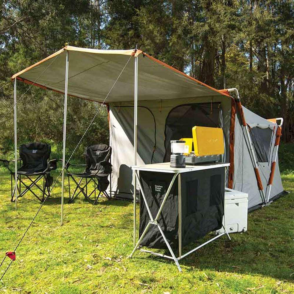 Explore Planet Earth Speedy 4 Earth Tent