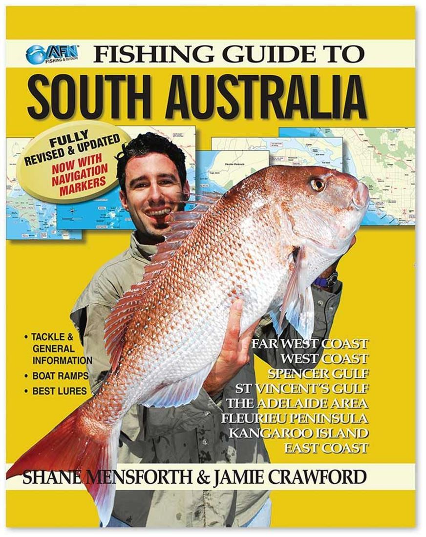 AFN Fishing & Outdoors Fishing Guide to South Australia