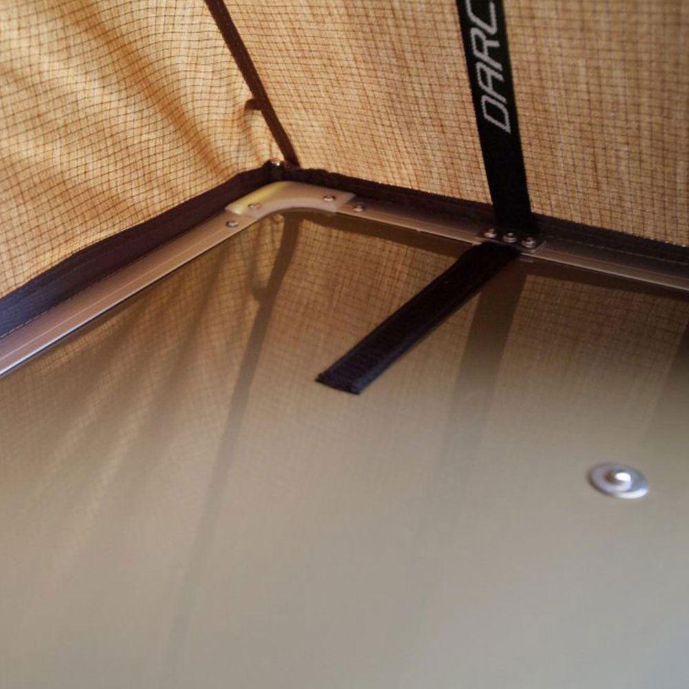 Darche Hi-View Gen 2 Rooftop Tent Base