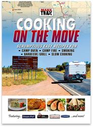 AFN Fishing & Outdoors Cooking On The Move