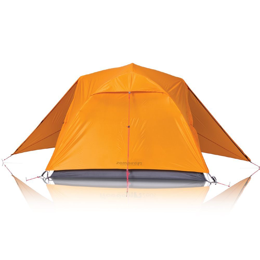 Zempire Zeus Hiking Tent - Back View