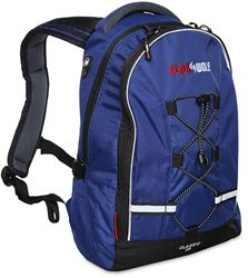 Black Wolf Classic Day Pack 25L - Blue