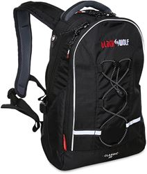 Black Wolf Classic Day Pack 25L - Black