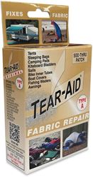 Tear-Aid Type A Fabric Repair Tape - Front of packaging