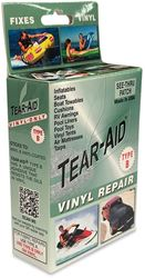Tear-Aid Type B Vinyl Repair Tape - Front of packaging