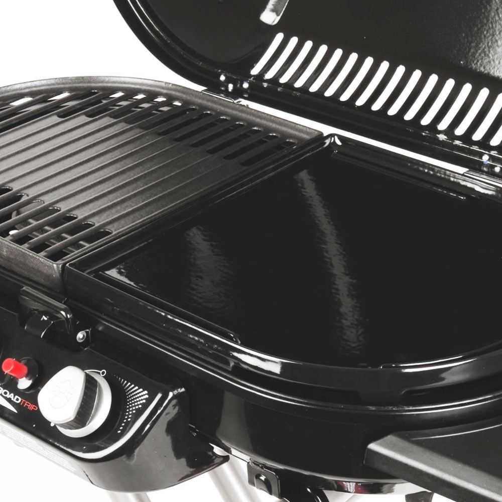Coleman Roadtrip Swaptop Cast Iron Griddle to use with the Roadtrip Grill