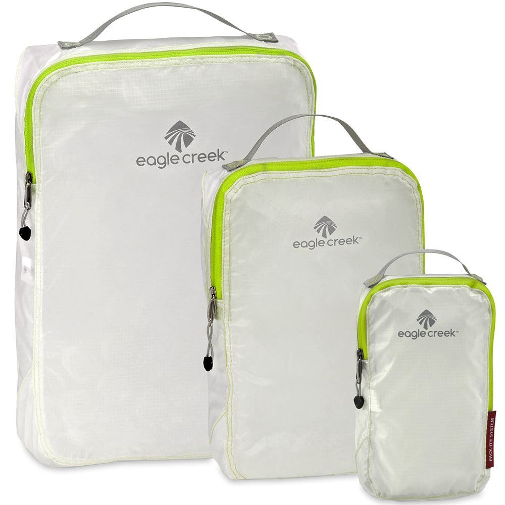 Eagle Creek Pack-it Specter Cube Set XS/S/M White Strobe