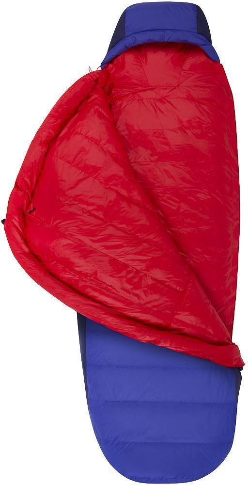 Sea To Summit Explore Explore Ex2 Sleeping Bag (2°C) Vertical chest baffles