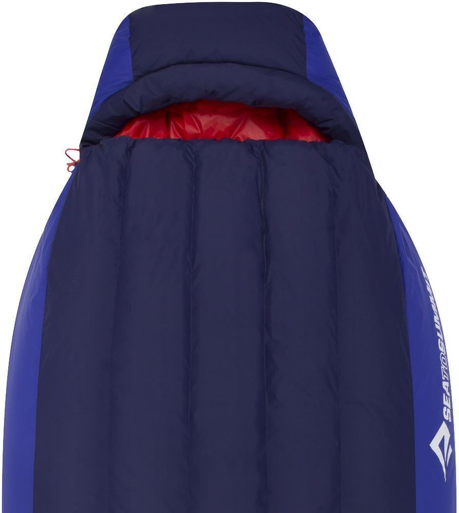 Sea To Summit Explore Ex3 Sleeping Bag (-8°C) Vertical chest baffles