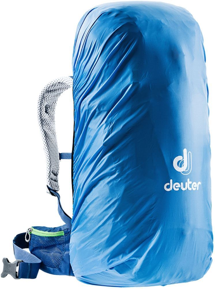 Deuter Futura 28 SL Backpack Indigo Midnight - Rain cover on