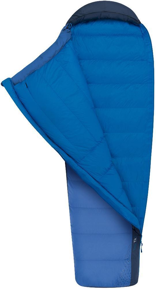 Sea To Summit Trek Tk1 Sleeping Bag (5°C) Soft touch 20D lining fabric is lightweight and highly breathable, durable 30D Nylon shell