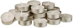 Waxworks White Citronella Tea Light Candle 24 Pk