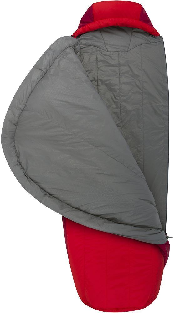Sea To Summit Basecamp Bc2 Sleeping Bag (-1°C)  30D DWR Nylon shell and 20D Nylon lining are lightweight and very compressible fabrics