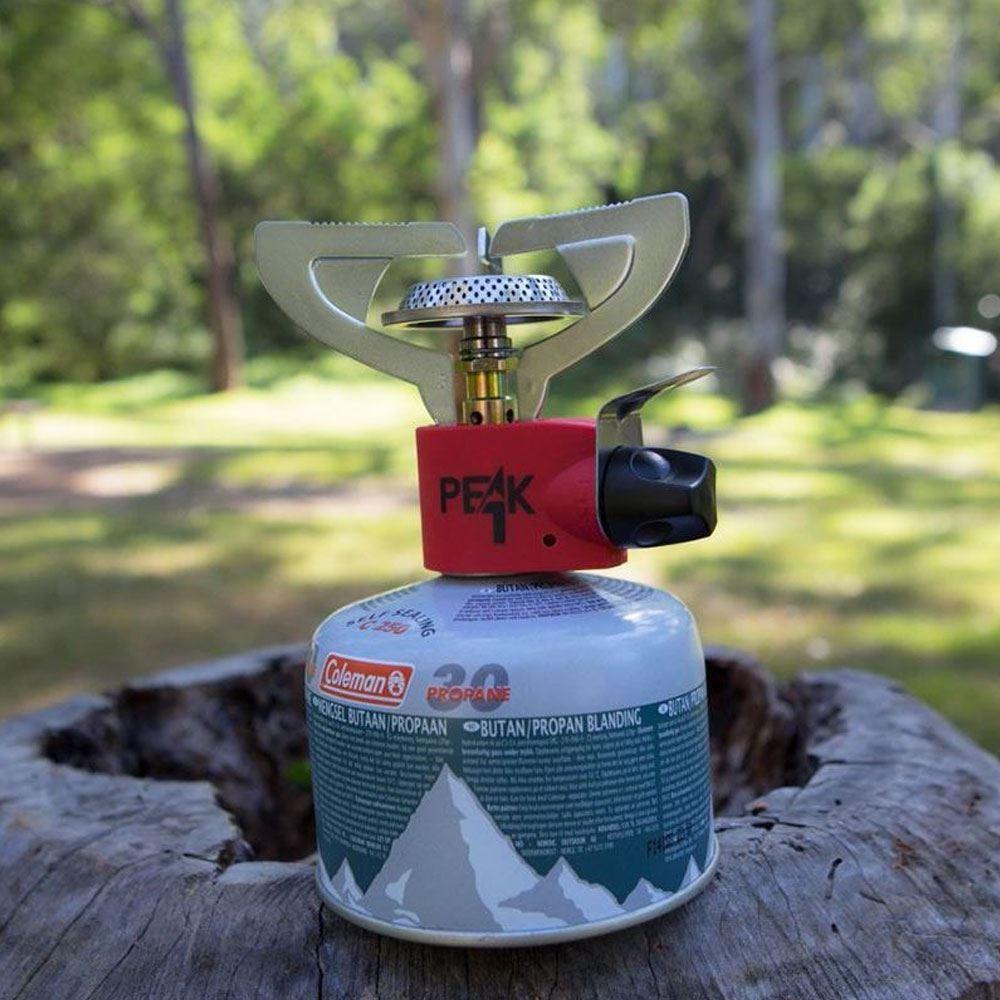 Coleman Peak 1 Lightweight Compact Trekking Stove