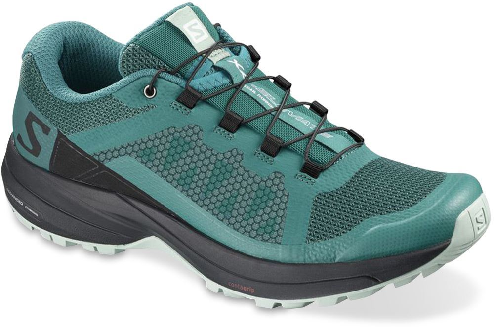 Salomon XA Elevate Wmn's Shoe US 6.5 Deep Lake Black Eggshell Blue