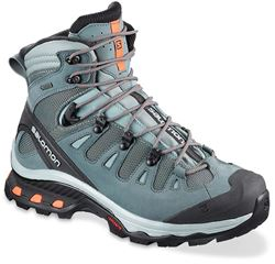 Salomon Quest 4D 3 GTX Wmn's Boot Lead Stormy Weather Bird Of Paradise