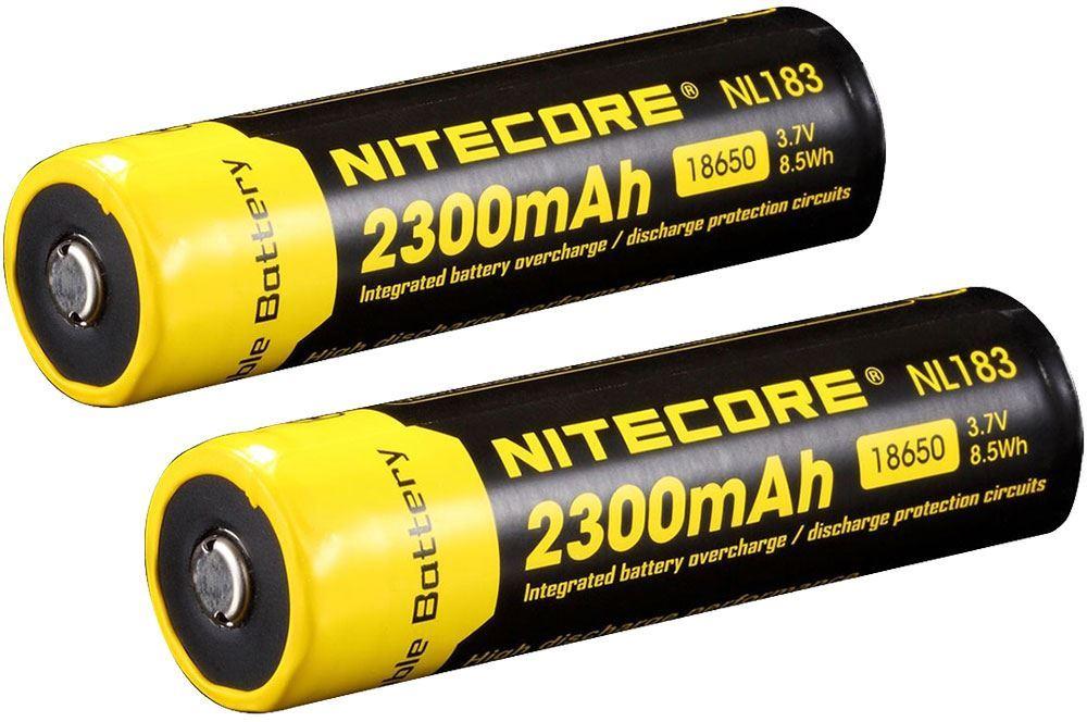Nitecore MH40GTR Flashlight Hunting Kit NL1826 Batteries Included