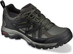Salomon Evasion 2 GTX Men's Shoe US 8.5 Castor Gray Black Chive