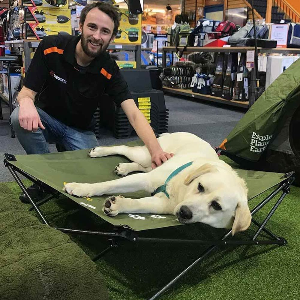 Outdoor Connection Large Dog Bed