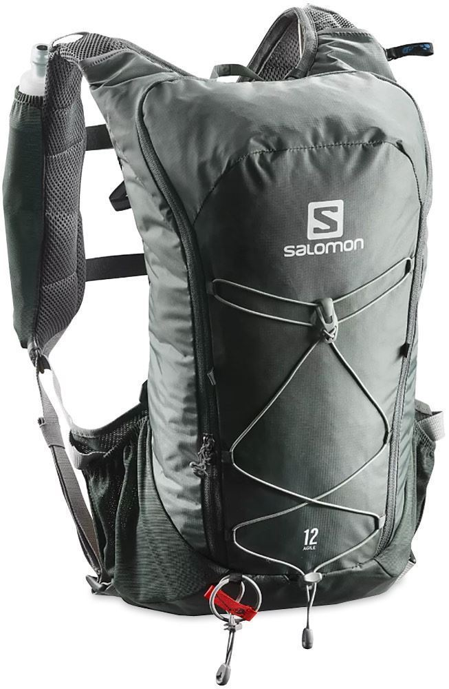 Salomon Agile 12 Set Hydration Pack Urban Chic Shadow