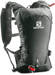 Salomon Agile 6 Set Hydration Pack Urban Chic Shadow