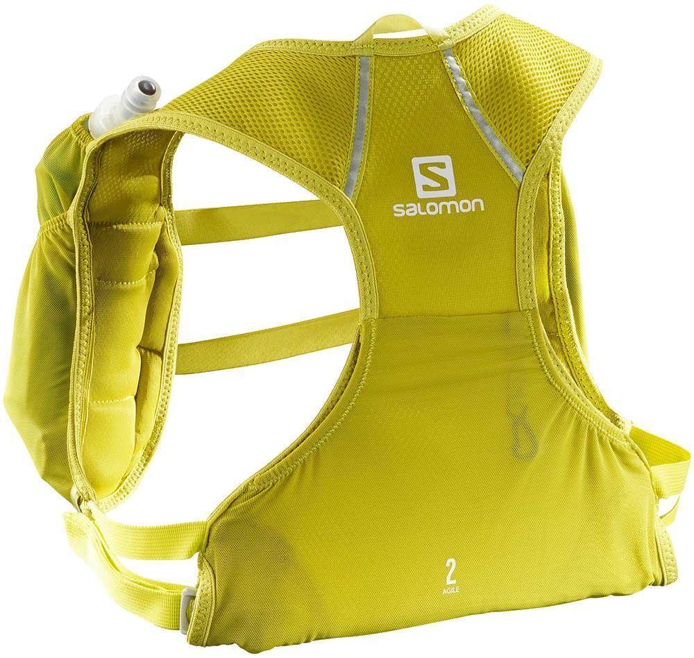 Salomon Agile 2 Set Hydration Pack Citronelle Sulphur Spring