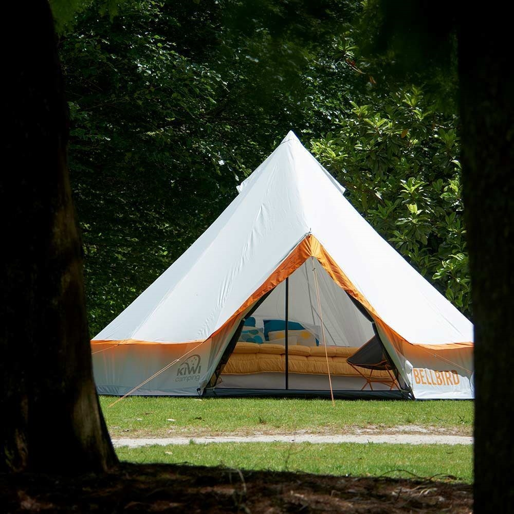 EPE Bellbird Glamping Tent - Outside view