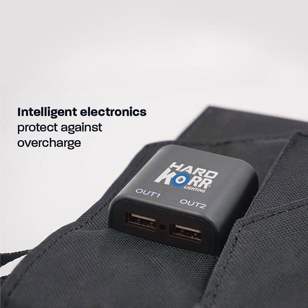 Korr 12W Personal USB Solar Panel