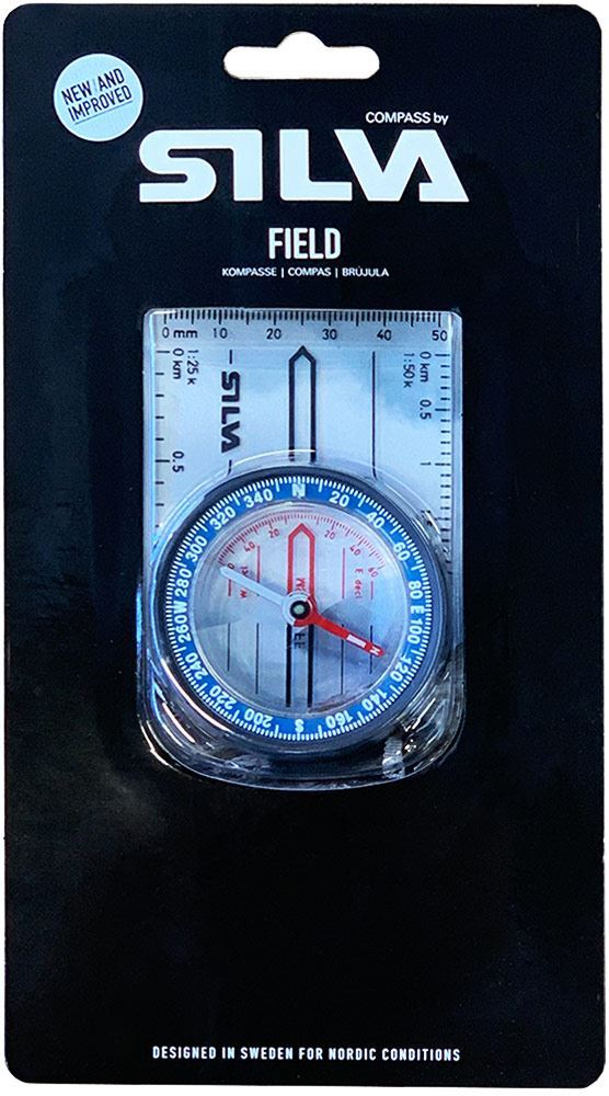 Silva Field MS Compass - Packaging