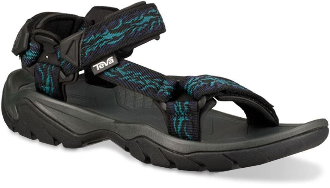 Teva Terra Fi 5 Universal Men's Sandal US 8 Manzanita Dark Eclipse