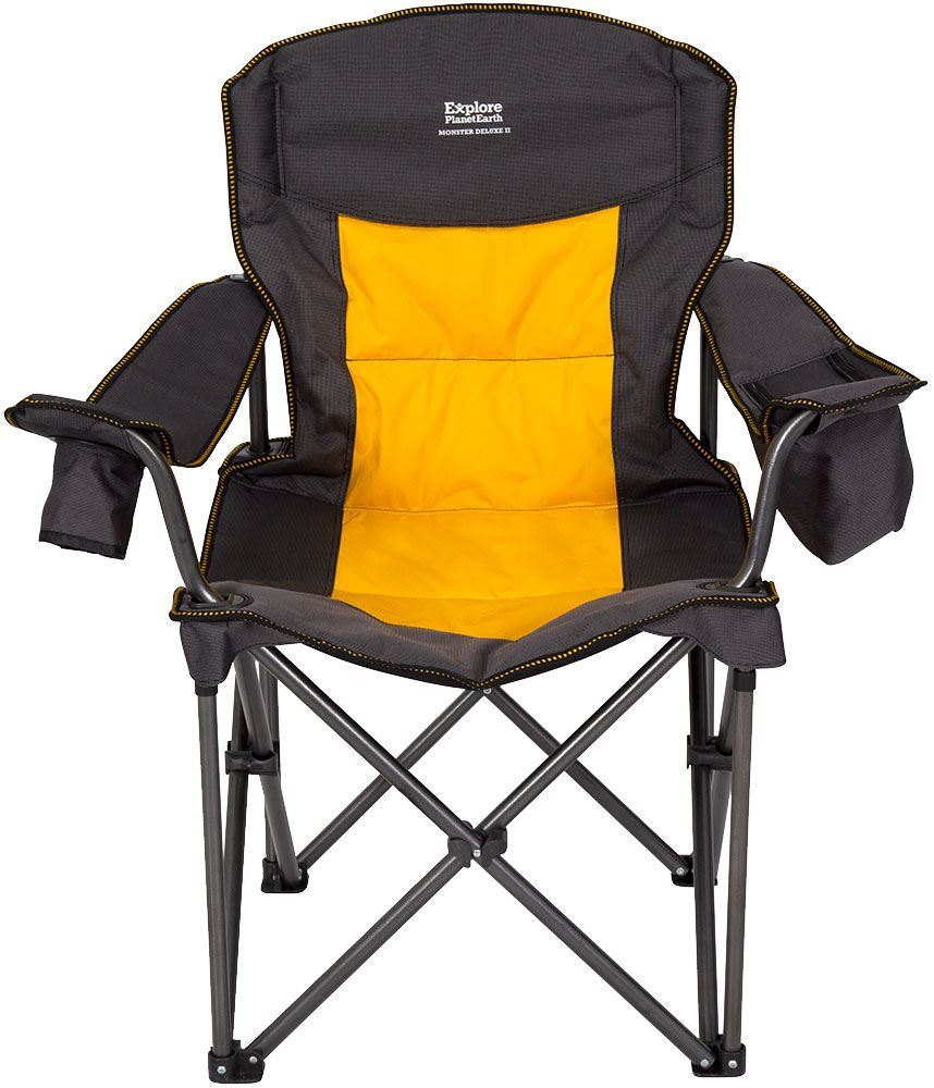 Explore Planet Earth Monster Deluxe II Chair - Facing forward