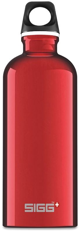 Sigg Classic Traveller Bottle 0.6L Red