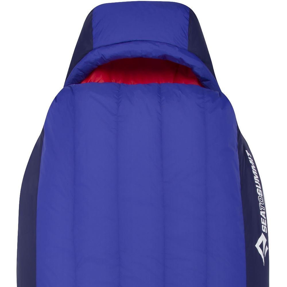 Sea To Summit Explore Explore Ex2 Sleeping Bag (2°C) Generously sized hood