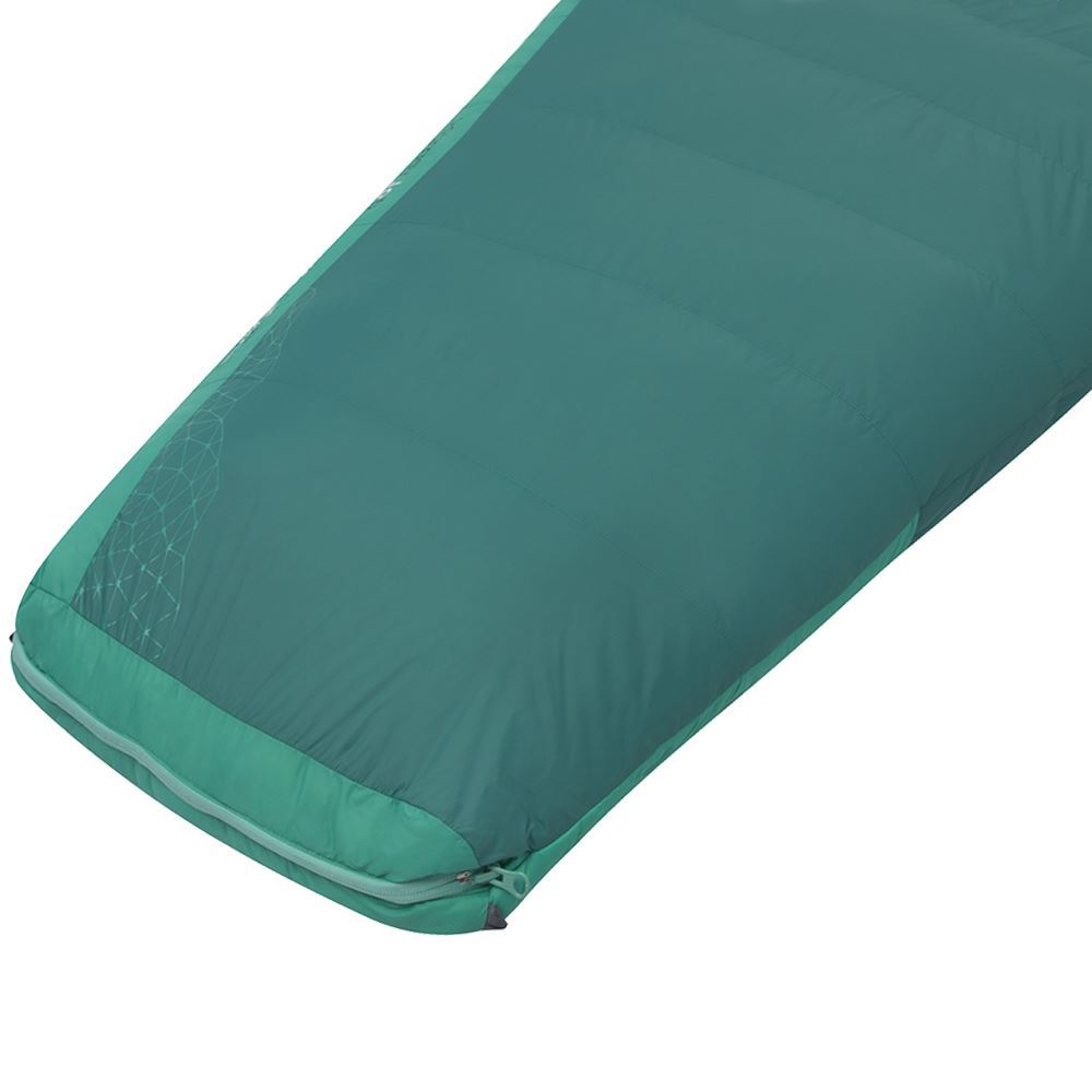 Sea To Summit Journey Jo2 Wmn's Sleeping Bag (-8°C) Warm Footbox