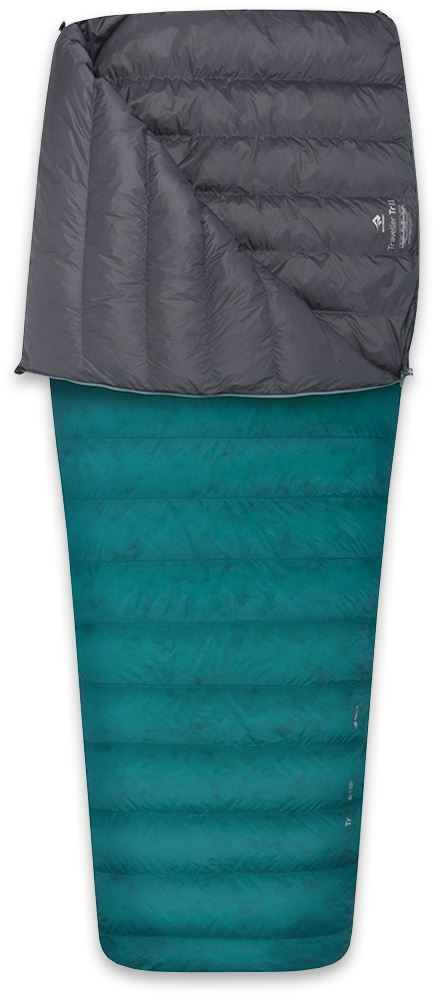 Sea To Summit Traveller Tr2 Sleeping Bag (5°C) Ultra-light 15D Nylon fabrics to minimise weight and bulk