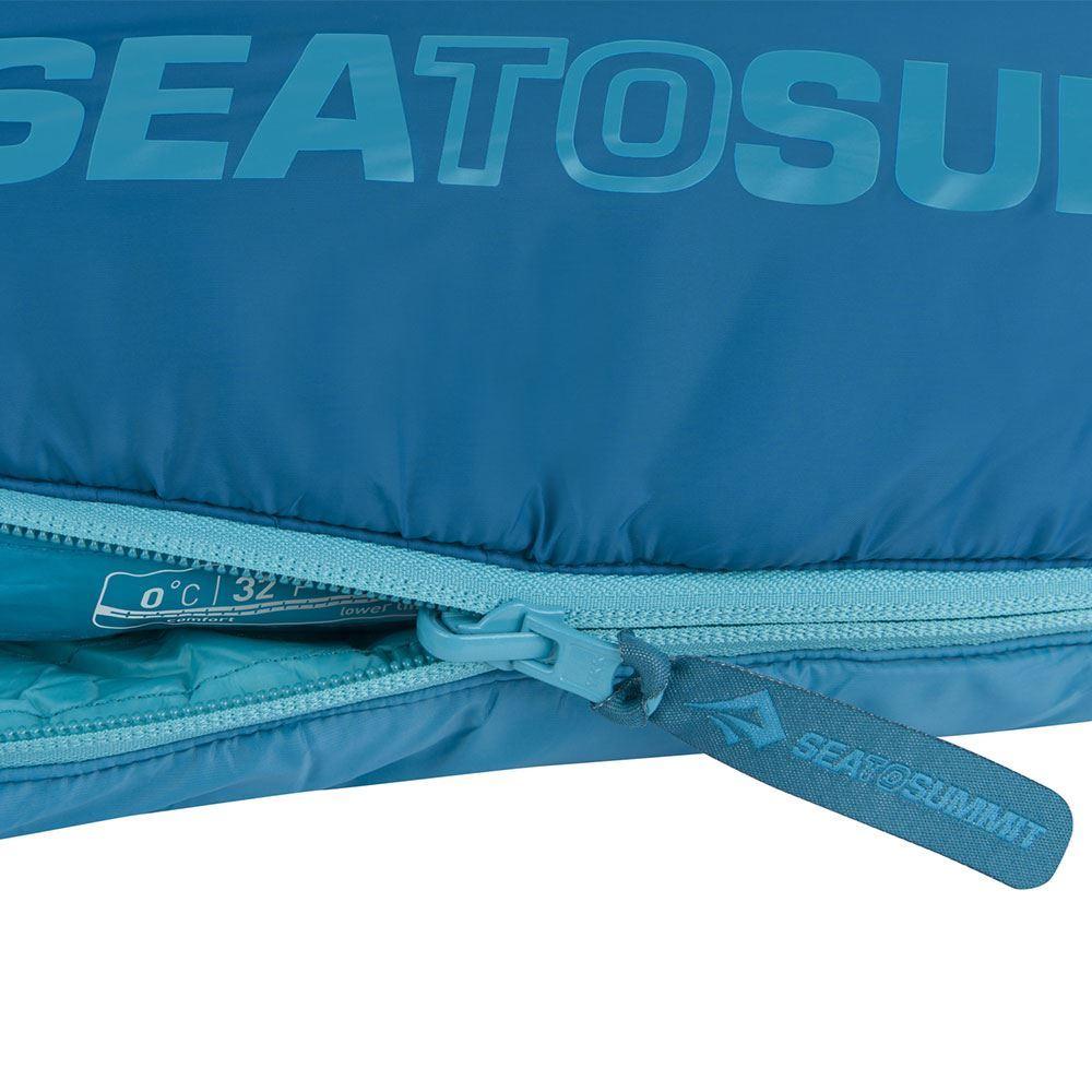 Sea To Summit Venture Vt1 Right Zip Wmn's Sleeping Bag (0°C) - Zipper