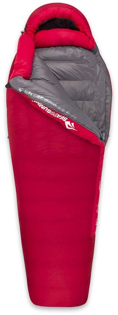 Sea to Summit Alpine ApIII Sleeping Bag Free-Flow half right-side zip