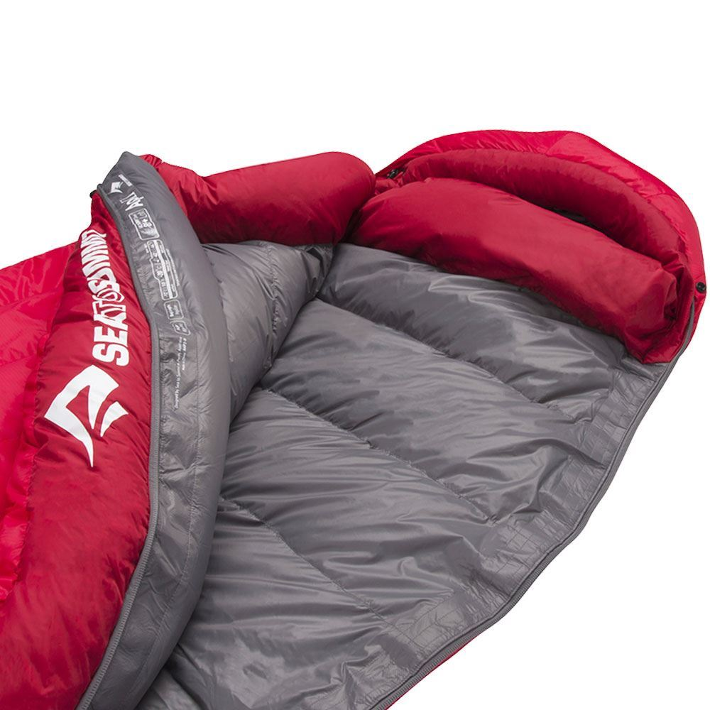 Sea to Summit Alpine ApII Sleeping Bag panelled hood