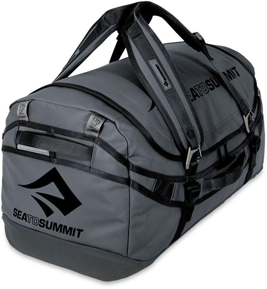 Sea to Summit Duffle Bag 65L Charcoal