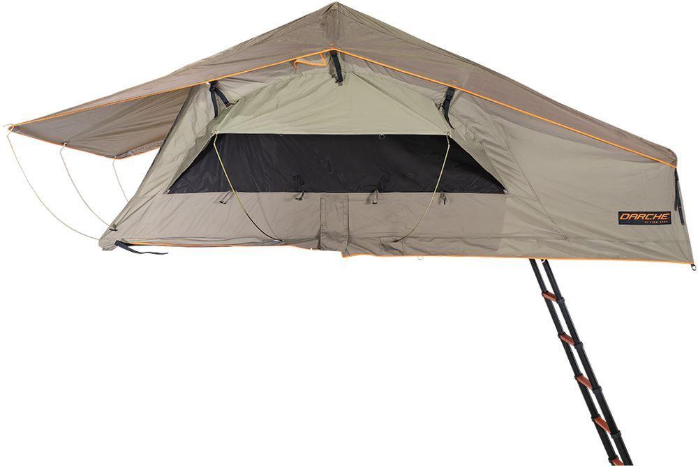 Darche Hi-View 1400 Rooftop Tent + Annex