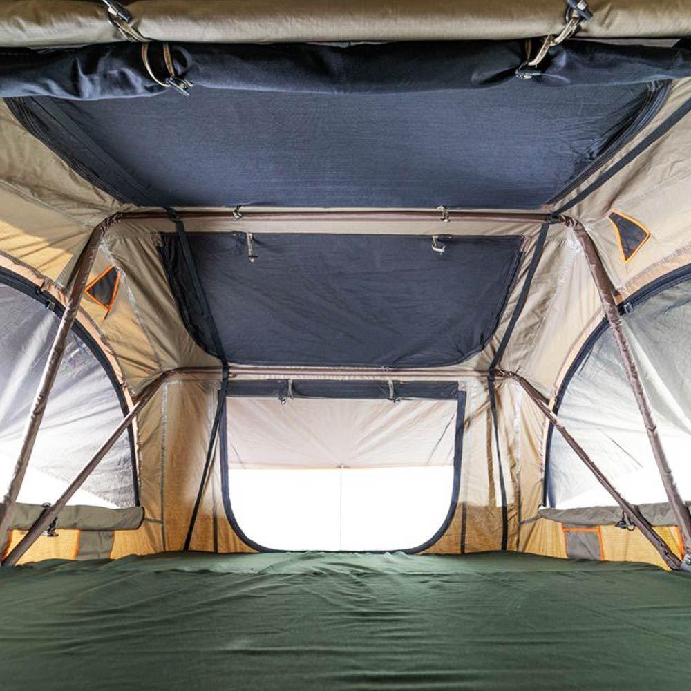 Darche Hi-View 1400 Rooftop Tent + Annex Sturdy internal aluminium frame