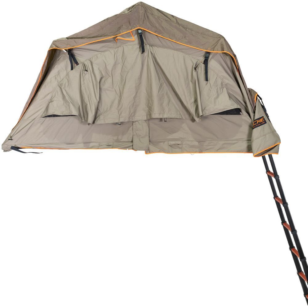 Darche Hi-View 1600 Rooftop Tent + Annex Adjustable tropical fly