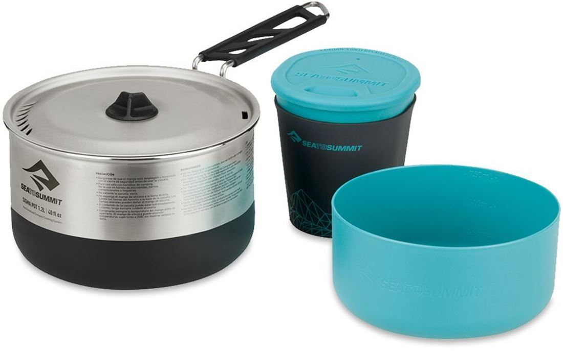 Sea to Summit Sigma Cookset 1.1