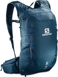 Salomon Trailblazer 20 Daypack Poseidon Ebony