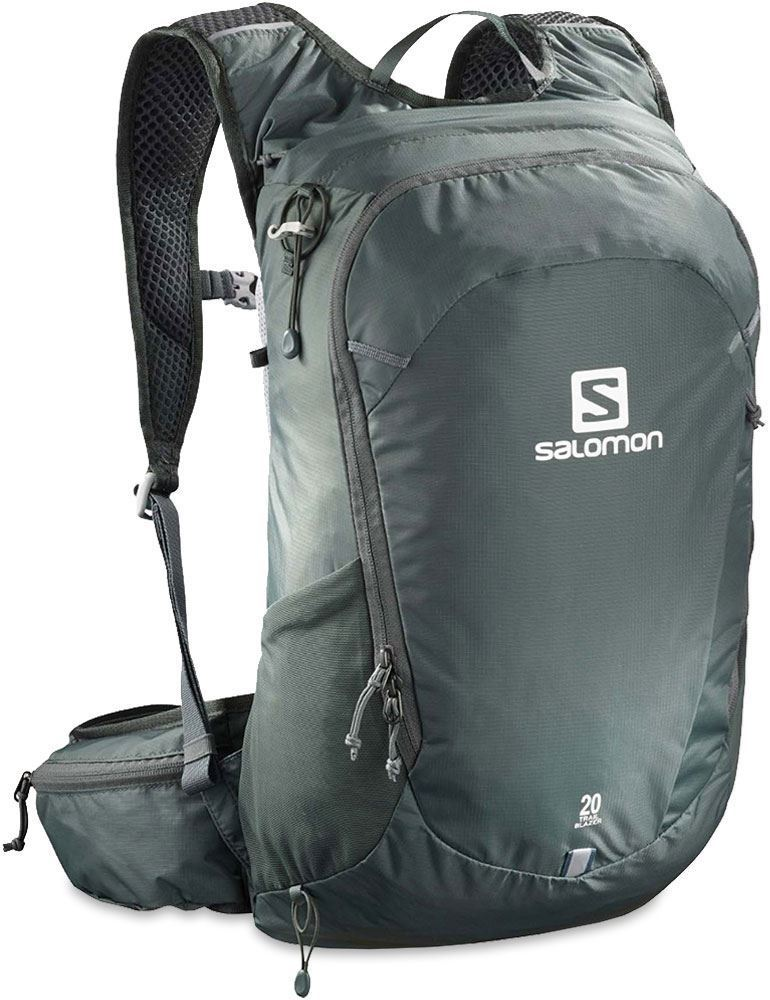 Salomon Trailblazer 20 Day Pack Urban Chic Alloy