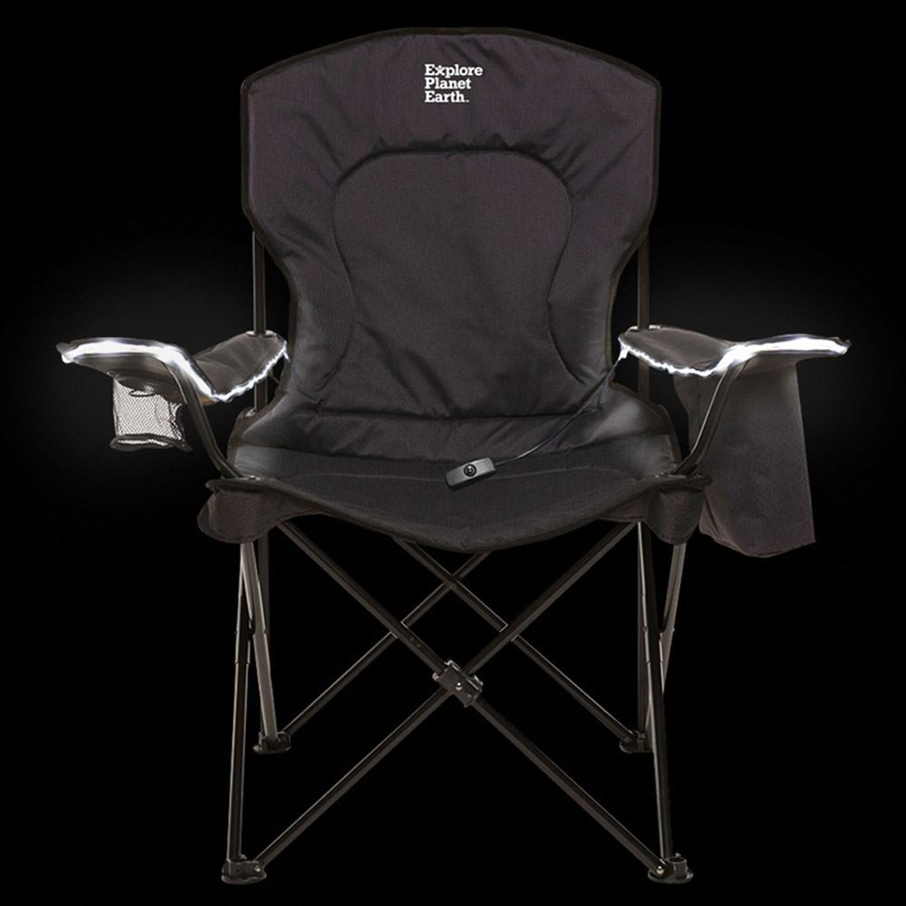 Explore Planet Earth Lightning Chair